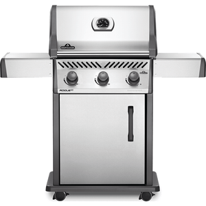 Napoleon ROGUE® XT 425 Gas Grill - Stainless Steel-TheBBQHQ