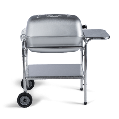 Portable Kitchen PK Original Grill/Smoker Silver-TheBBQHQ