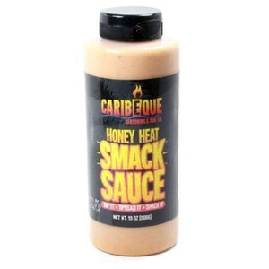 Caribeque Honey Heat Smack Sauce-TheBBQHQ