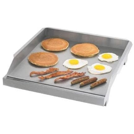 """Twin Eagles 18"""" Griddle Plate Attachment for Power Burner"""