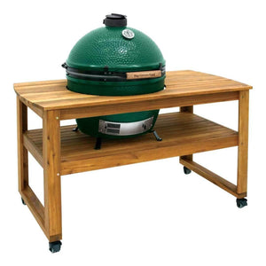 Big Green Egg - Acacia Hardwood Table