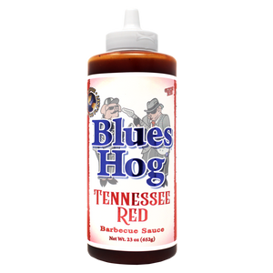 Tennessee Red Sauce Squeeze Bottle 23 oz