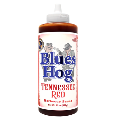 Tennessee Red Sauce Squeeze Bottle 23 oz - TheBBQHQ