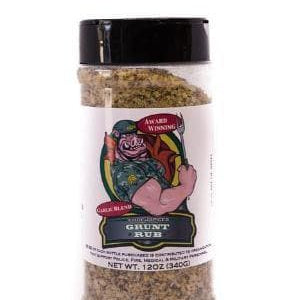 Code 3 Spices Grunt Rub