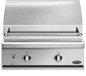 DCS 30 Inch 7 Series Traditional Built-In Grill NON-Rotisserie - BGC Model-TheBBQHQ
