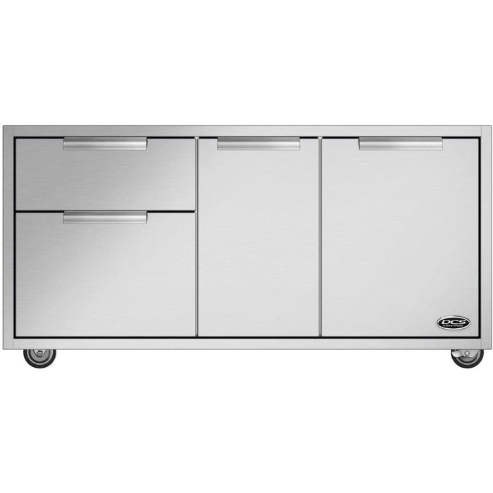 DCS 48 Inch Grill Cart With Access Drawers