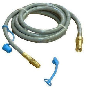 "DCS 1/2"" (M) Gas Connect 144"" Hose-TheBBQHQ"