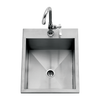 "15"" Delta Heat Outdoor Sink  (Cold Faucet Included)"