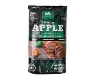 GMG Premium Apple Blend Pellets-TheBBQHQ