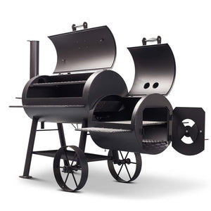 Yoder Smokers Loaded Wichita Offset Smoker