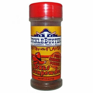 Suckle Busters Texas Gunpowder Habanero Pepper-TheBBQHQ