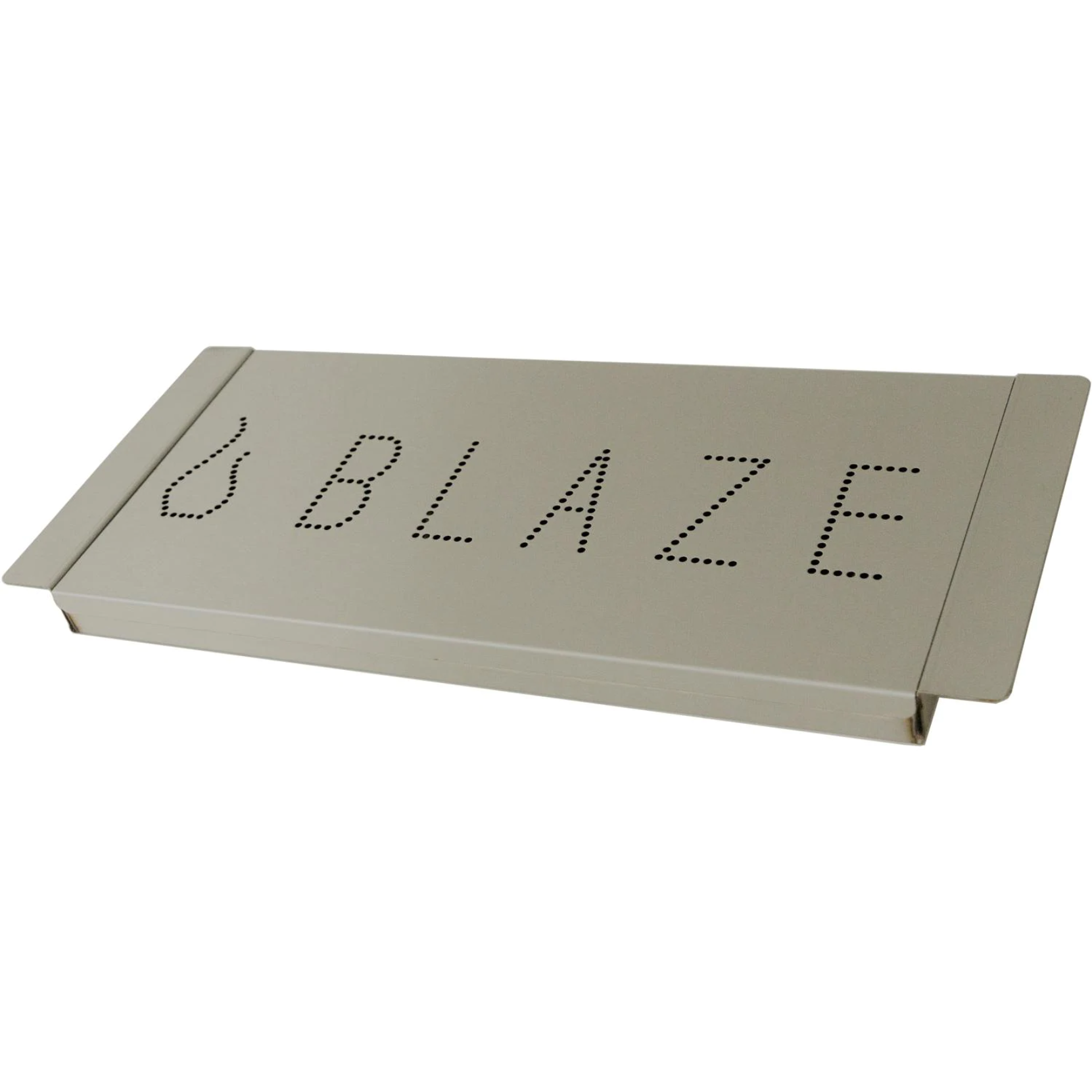 Blaze Extra Large Stainless Steel Smoker Box