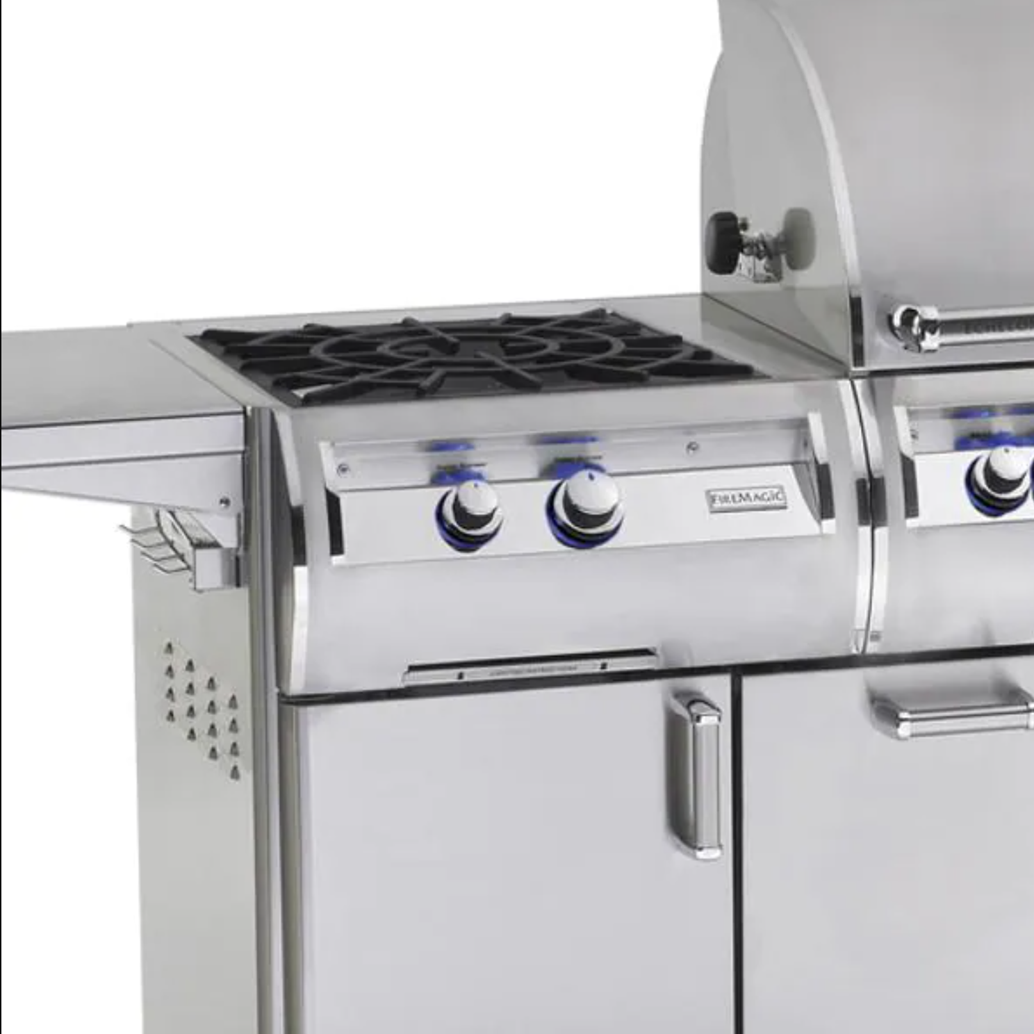 "Fire Magic Echelon Diamond E1060S 48"" Gas Grill W/ Power Burner, Rotisserie, & Digital Thermometer"