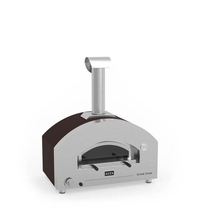 Alfa Stone Outdoor Wood-Fired Pizza Oven