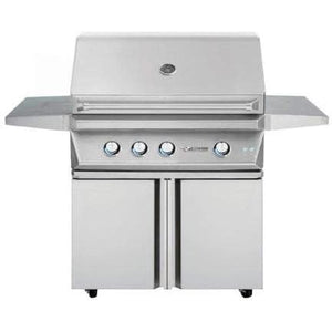 "Twin Eagles 36"" Grill Base, Double Doors-TheBBQHQ"