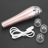 Kemei Electric Vacuum Suction Blackhead Pink