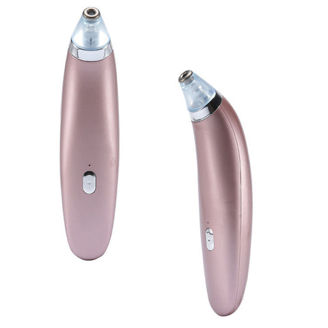 Blackhead Vacuum Pore Cleaner Machine Rose Gold - Pore Vacuum Cleaners