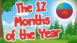 Video Download - The Months of the Year Line Dance - Southern Hemisphere