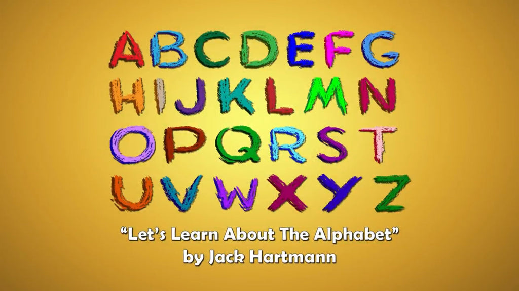 Video Bundle Download - Let's Learn About the Alphabet