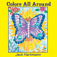 Colors All Around CD