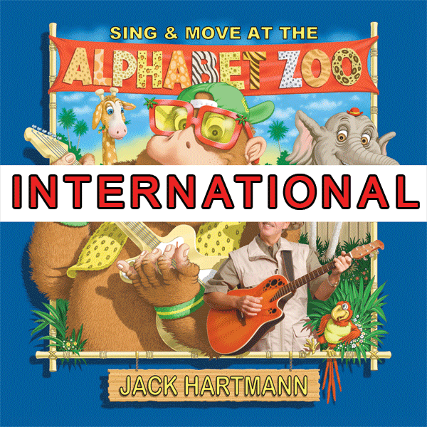 Alphabet Zoo CD International Version