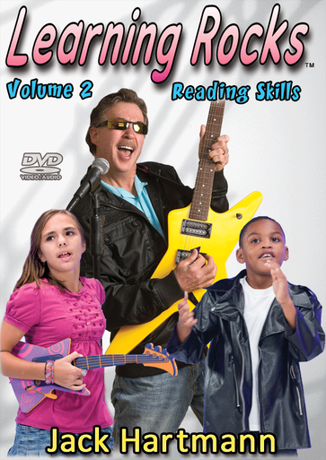 Learning Rocks: Reading Skills DVD