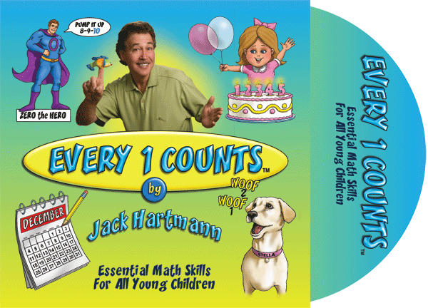 Every 1 Counts CD