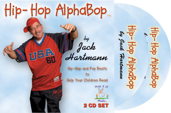 Hip-Hop AlphaBop Vol 1 Double CD