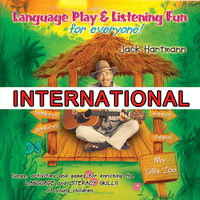 Language Play & Listening Fun CD International Version