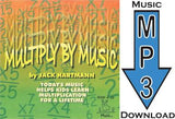 Multiply by Music CD