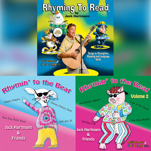 Rhyme Time Bundle