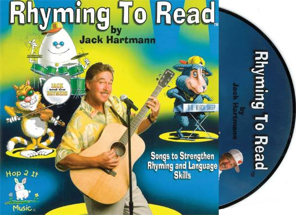 Rhyming to Read CD