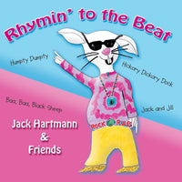 Rhymin' to the Beat Vol 1 CD