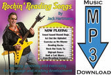 Rockin' Reading Songs CD