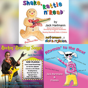 Rockin' Reading Bundle