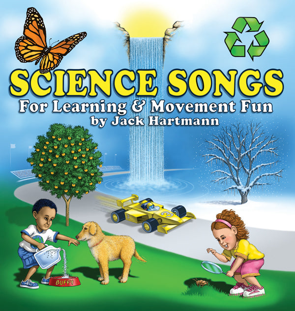 Science Songs CD