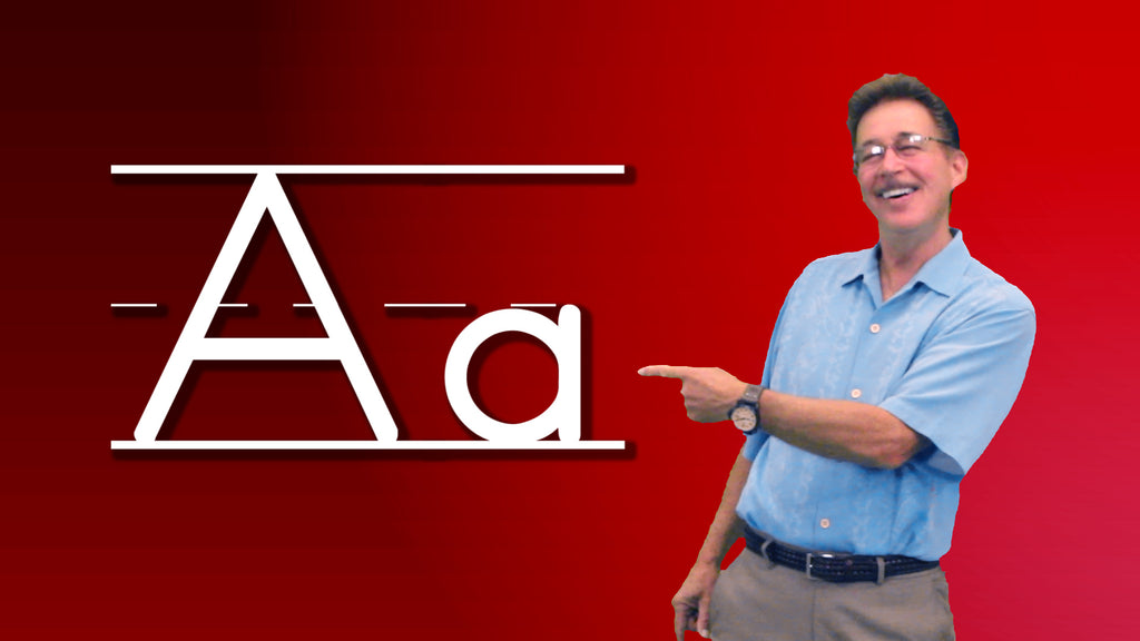 Video Download - Let's Learn About the Alphabet - Letter A