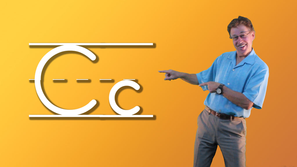 Video Download - Let's Learn About the Alphabet - Letter C