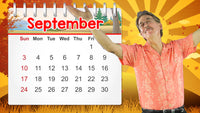 Video Download - The Month of September