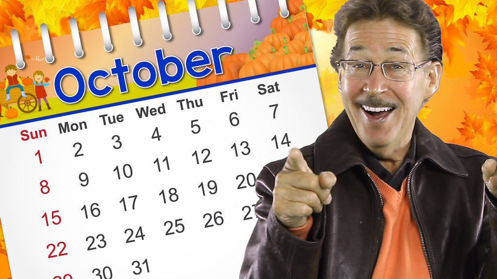 Video Download - The Month of October