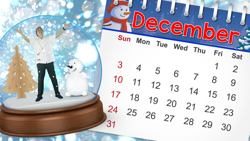 Video Download - The Month of December