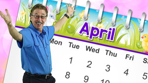 Video Download - The Month of April