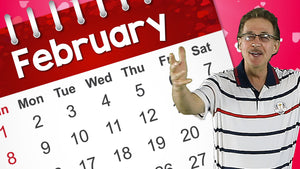 Video Download - The Month of February Short Version