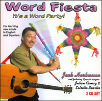 Word Fiesta Double CD