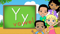 Download - The Alphabet A-Z - Letter Y As a Vowel