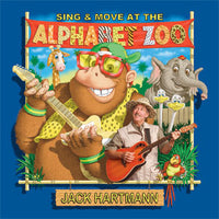 Alphabet Zoo CD