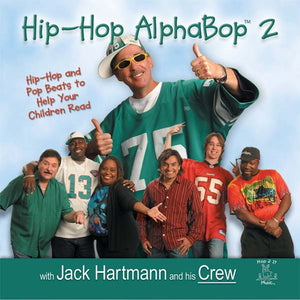 Hip-Hop AlphaBop Vol 2 CD