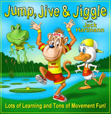 Jump, Jive & Jiggle CD