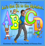Let's Get Fit to the Alphabet CD