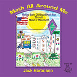 Math All Around Me CD
